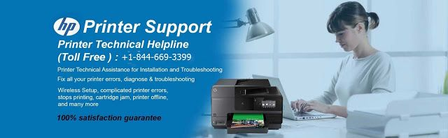 How To Fix Hp Printer Offline Problems 1 844 669 3399 Hp