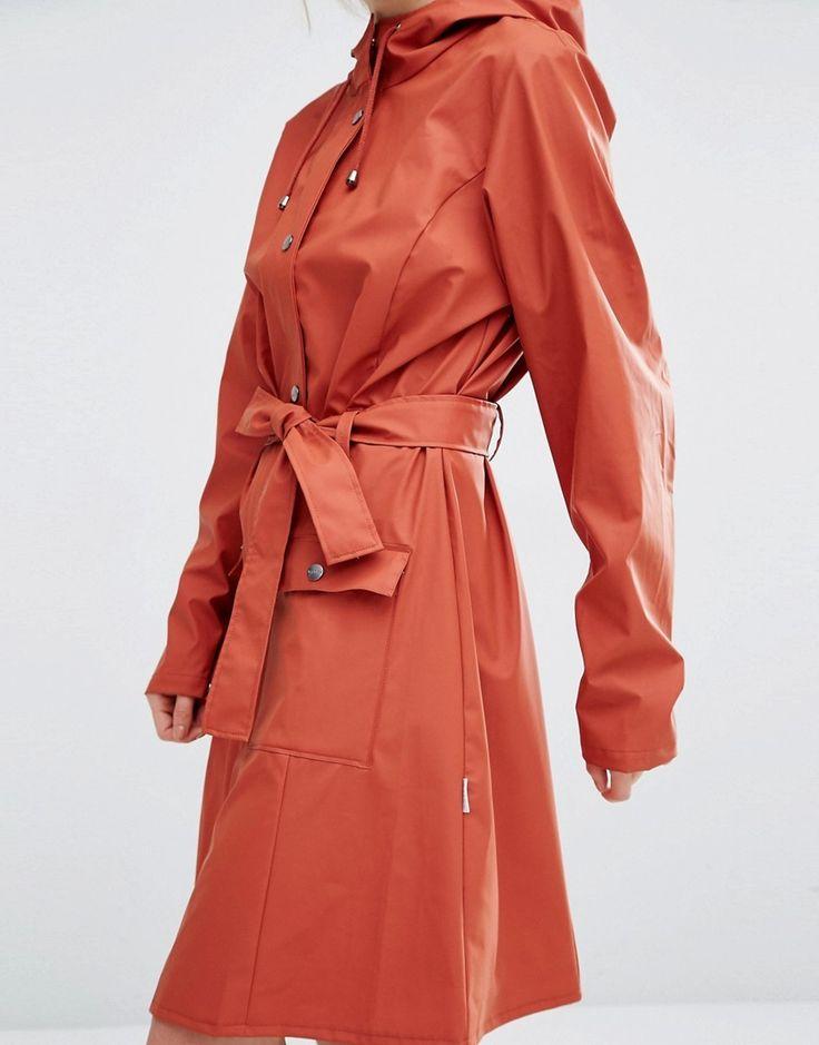 Yes! De nieuwe kleuren Rains regenjassen zijn net binnengekomen...zoals deze mooie 'Rust' kleur! #rains #new #collection #waterproof #danishdesign #dutchweather #letitrain #fashion #design #style #conceptstore #weidesign #weidesignandmore #haarlem #hipshopshaarlem