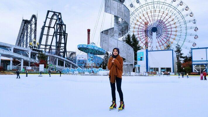 fujikyu highland japan skating venue