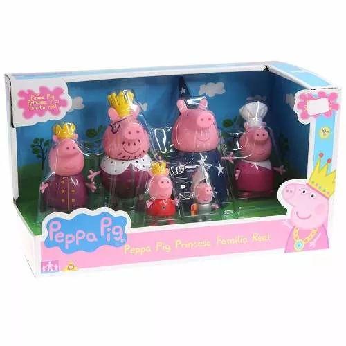 Peppa Pig Princess Peppa´s Royal Familia Real - $ 1.399,99