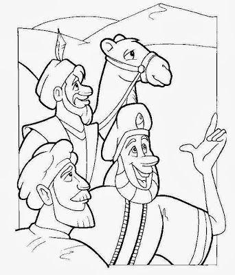 Les 25 meilleures ides de la catgorie Dibujos de reyes magos sur