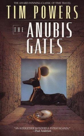 Sci-fi, time travel, and history, what could be better?! The Anubis Gates