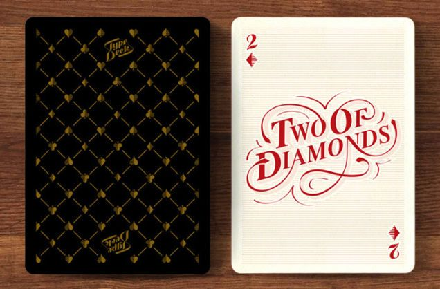 10 Playing Card Decks That Are Too Pretty For Your Poker Table  http://gizmodo.com/9-playing-card-decks-that-are-too-pretty-for-your-poker-1512634793
