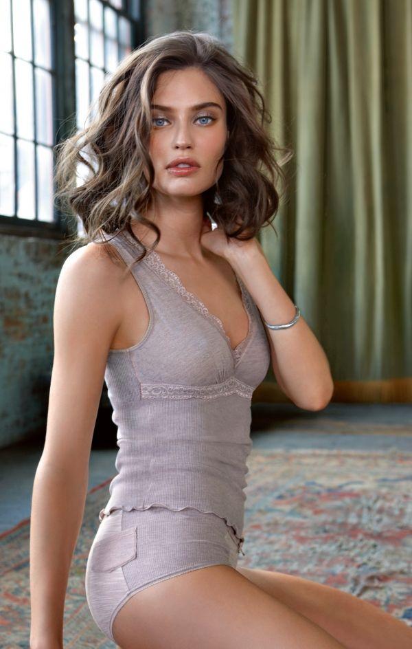 Picture Of Bianca Balti Secrets Of Lingerie Pinterest