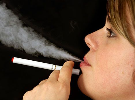 Main Function of Electronic Cigarettes
