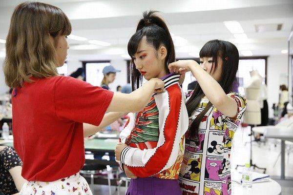 【バンタンデザイン研究所】憧れの業界を体験!東京校のサマーセミナーに密着!~ファッション・ヘアメイク編 PART.1~