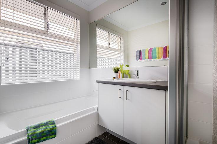 Bathroom - Monroe Display Home - Homebuyers Centre - Baldivis, WA Australia