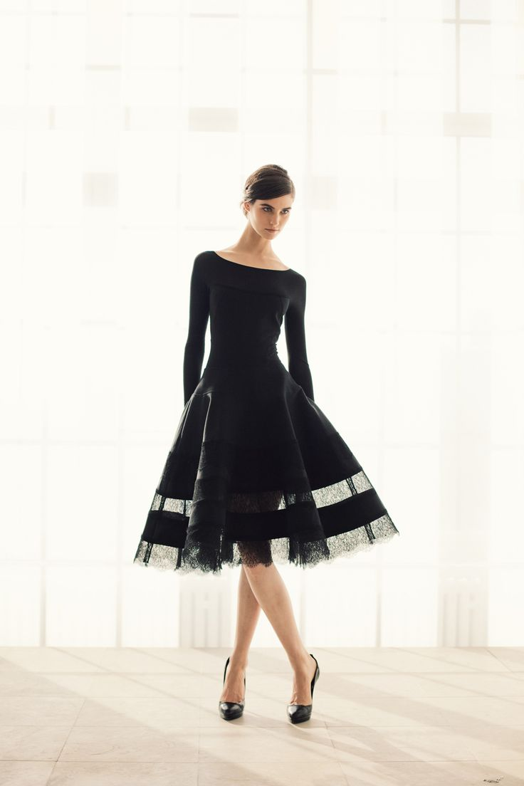 Donna Karan's pre-fall 2013 -- Throwback awesomeness
