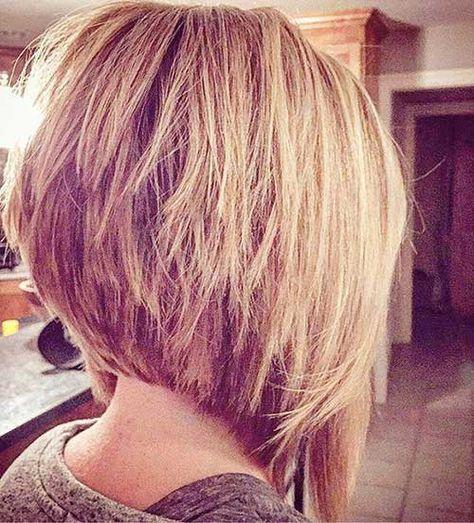 26. Nette kurze Frisur