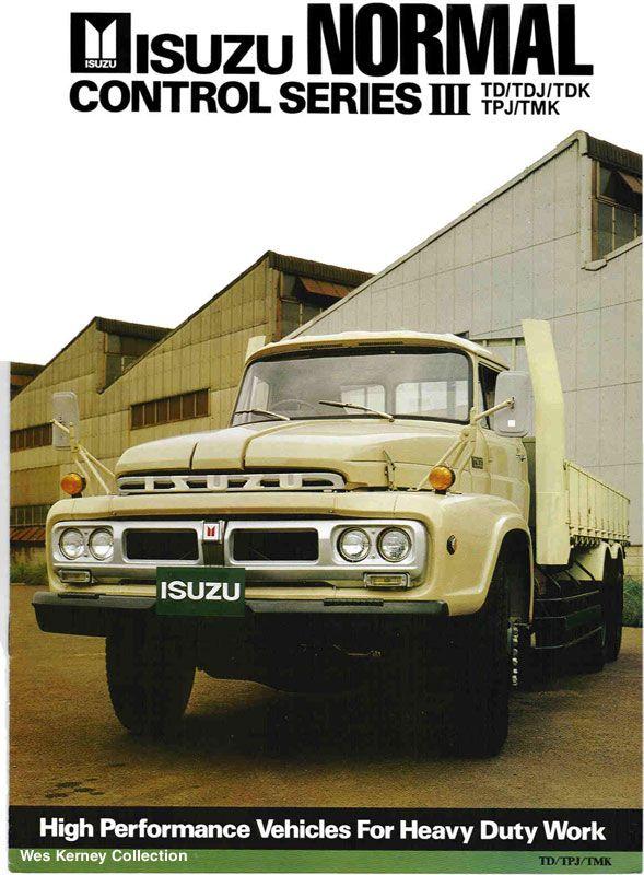 Isuzu TMK series III