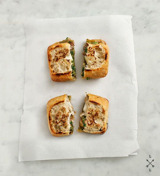 mini grilled cheeses recipe