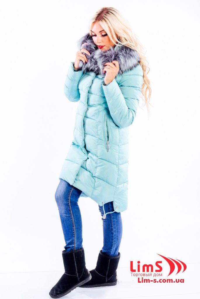 Женская зимняя куртка Hailuozi 060
