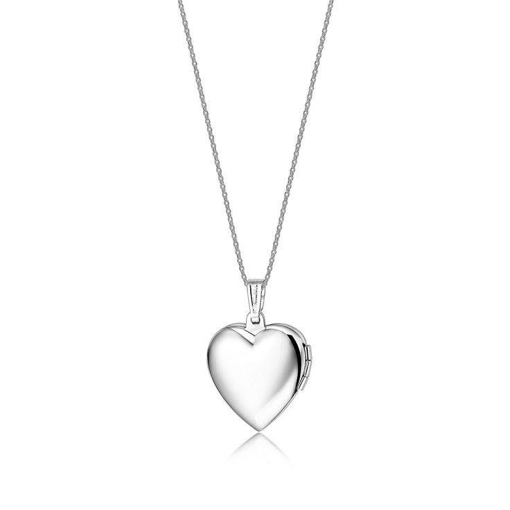 New photo frame heart necklace pendant fashion female short design plated platinum necklace pendant IFN112 $331,32