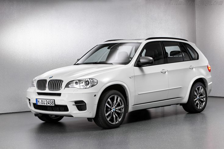2012 - 2014 BMW X5 M50d: 6-shot gallery, full history and specifications