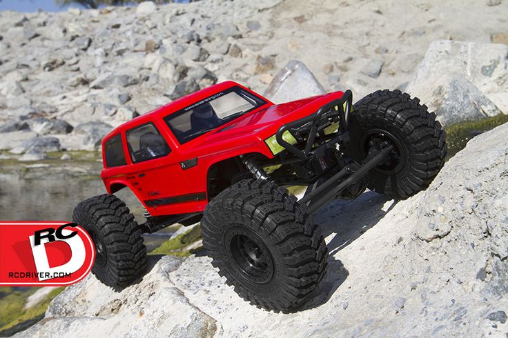 Axial Racing Wraith Spawn 1/10th Scale Electric 4WD – Kit