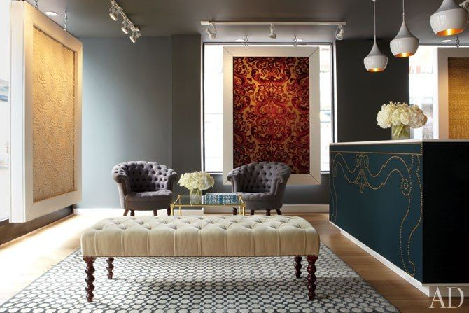 The Rug Company opens a midtown-Manhattan outpost for its rich array of handwoven treasures.
