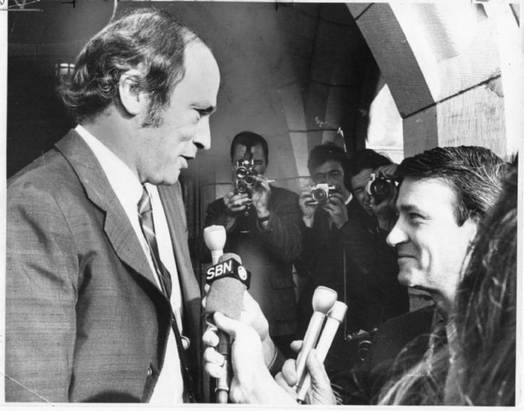 In 1970, Trudeau was put to the test when British diplomat James cross was kidnapped by people of a Quebec movement who disagreed with what trudeau wanted; they wanted Quebec to be separated from the rest on Canada.