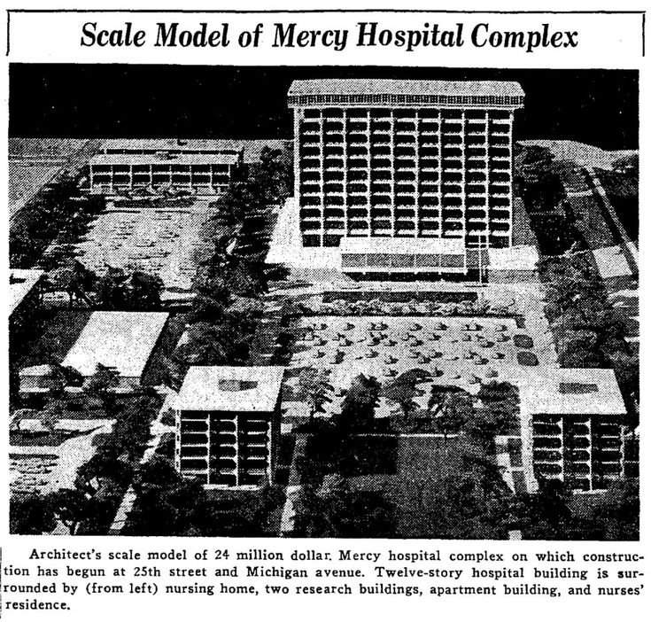 Mercy hospital 1968 a prescription for reinvestment on
