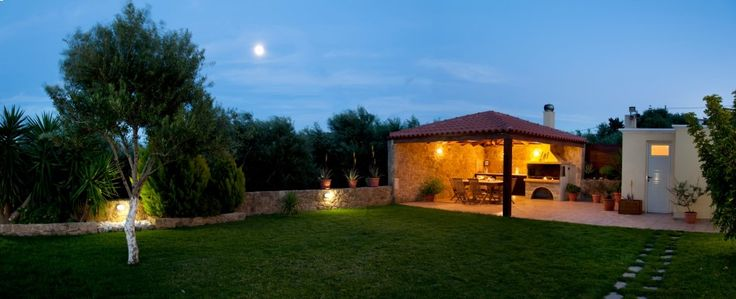 Wonderful Nights in the Garden!Guaranteed privacy and quietness!