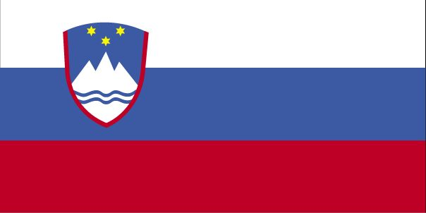 Country Flags: Slovenia Flag