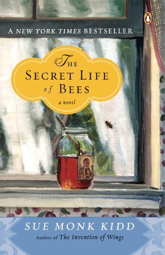 The Secret Life of Bees by Sue Monk Kidd http://www.amazon.com/dp/0142001740/ref=cm_sw_r_pi_dp_SB8Kub1G6BMP3