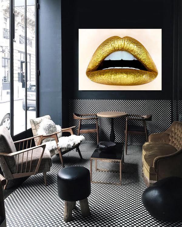 Gold Lips – Giuliano Bekor - The Cool Hunter