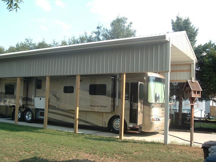 17 best images about rv storage parking ideas on for Rv storage plans