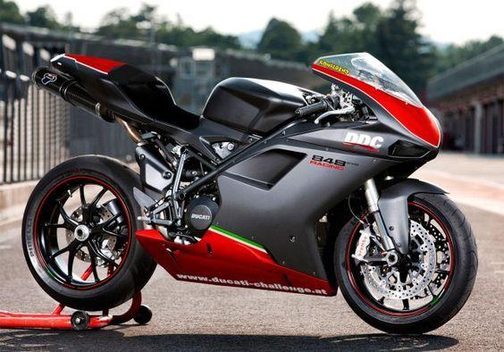 Ducati 848 Corse Evo SE