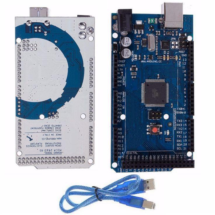 $8.86 (Buy here: https://alitems.com/g/1e8d114494ebda23ff8b16525dc3e8/?i=5&ulp=https%3A%2F%2Fwww.aliexpress.com%2Fitem%2FNew-Electric-Unit-Board-ATmega2560-16AU-Microcontroller-Board-USB-Cable-For-Arduino-Module-R3-For-MEGA%2F32764364769.html ) New Electric Unit Board ATmega2560 16AU Microcontroller Board + USB Cable For Arduino Module R3 For MEGA 2560 5V for just $8.86