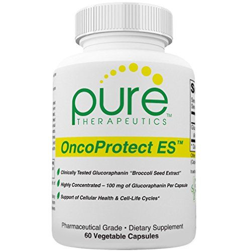"""OncoProtect ES *EXTRA STRENGTH* - 60 Vegetable Capsules 