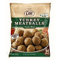 Casa Di Bertacchi Turkey Meatballs (64 oz.) - Sam's Club