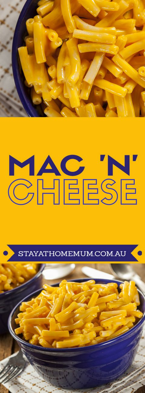 Quick, cheap, simple and delicious? Sounds like the perfect recipe for any SAHM. #pasta #macncheese #quickcooking