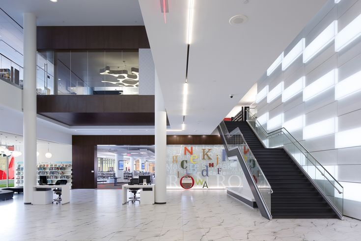 Cedar Rapids Public Library / OPN Architects