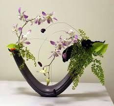 Resultado de imagem para ikebana flower arrangements