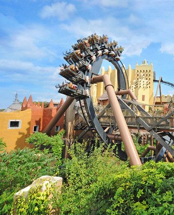 BlackMamba-Looping ©Phantasialand