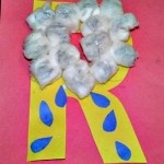 Alphabet Crafts For Kids.    Alphabet Letter R is for Rain. This Alphabet Lette