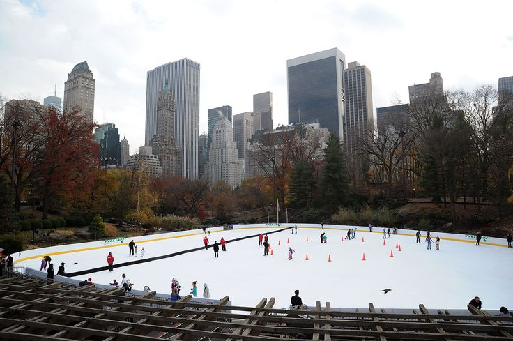 Central Park and the Ice rink you could see in Home Alone 2. It's real!
