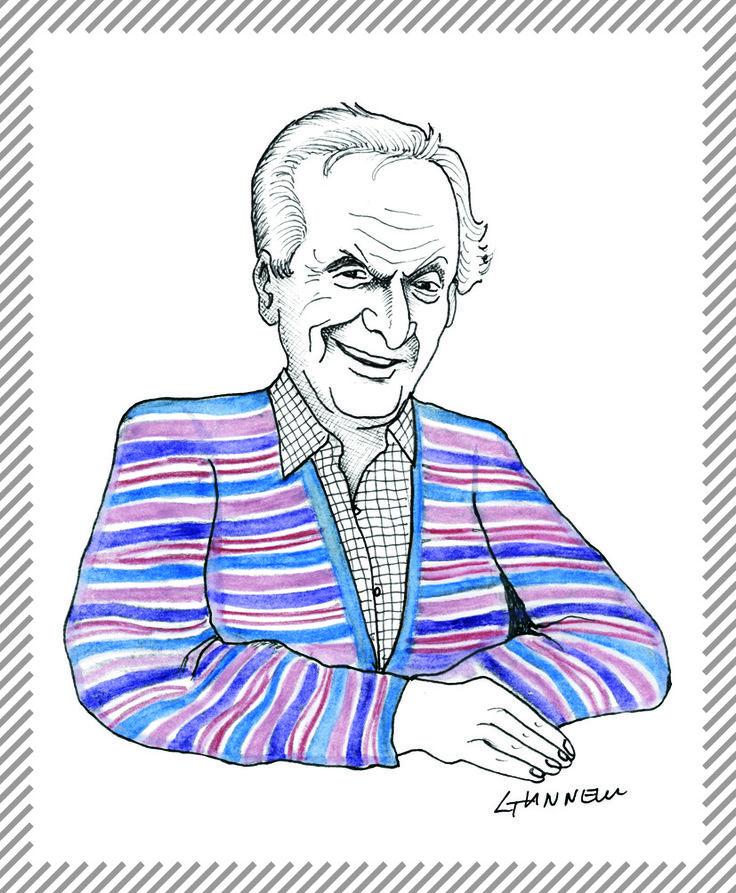 """Ottavio Missoni, 1927 - 2012. Stilista, aprì il suo primo laboratorio di maglieria negli anni Cinquanta e presto divenne un'icona della moda mondiale. Fu definito """"maestro del colore"""" dal pittore Balthus. #AlbumMilano #Missoni"""
