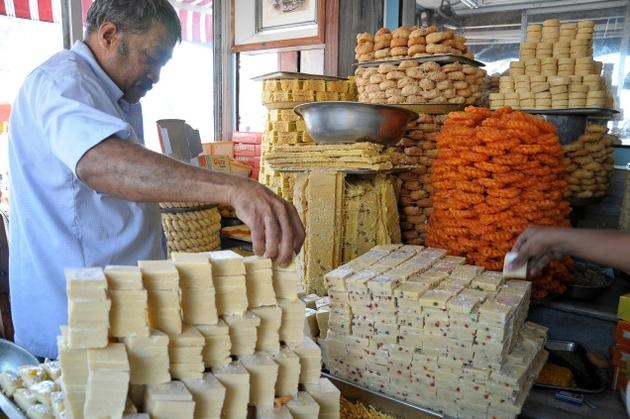 In search of Mysore Pak