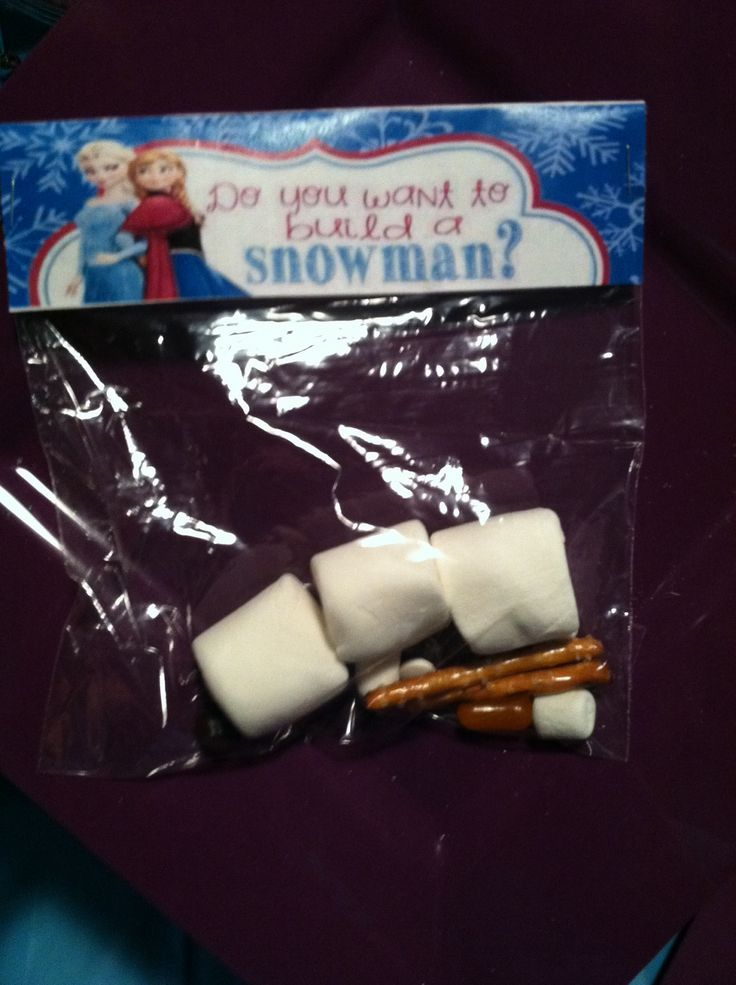 Disney Frozen party idea