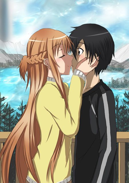 I found my asuna (: no one can compare to you Mikayla