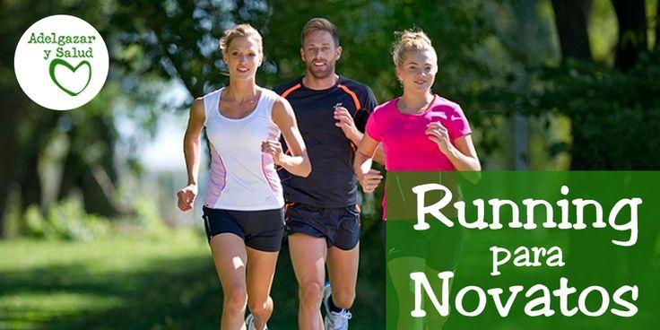 Uno de los mejores consejos para correr que de tan obvio que es parece muy simple, es que debes empezar poco a poco, lentamente, y aumentar el ritmo y la distancia gradualmente durante varias salida ¡Sigue leyendo! #Novatos #Correr #Trotar #Running #Salud #Fitness #Vida