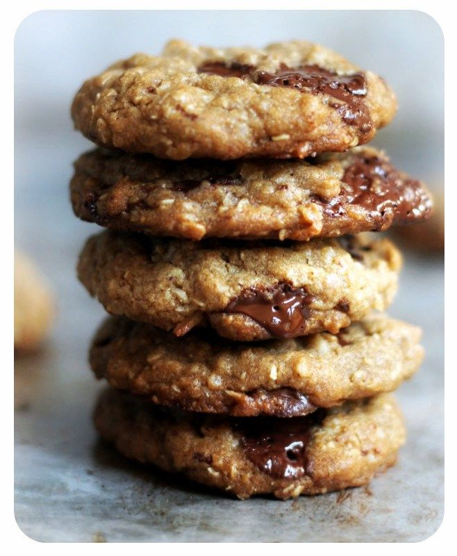 Chocolate Chunk Lactation Cookies