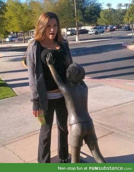 Best statue ever