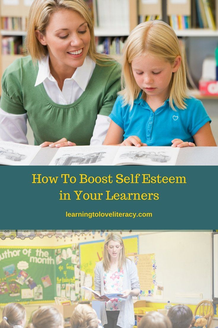 How To Boost Self Esteem in Your Learners