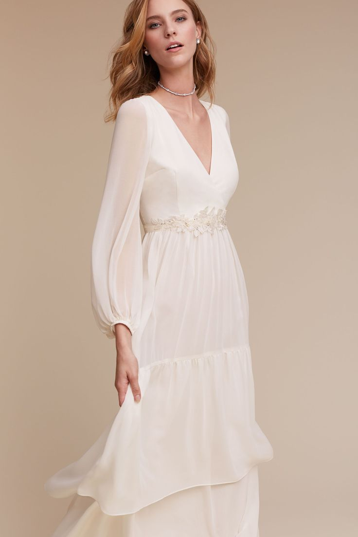 Quince Dress from @BHLDN