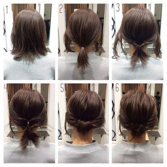 Als Standard Haarschmuck nehmen viele Frauen