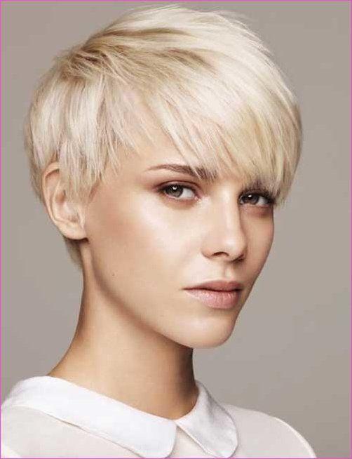 Stylish 20 Sweet Short Pixie Hairstyles