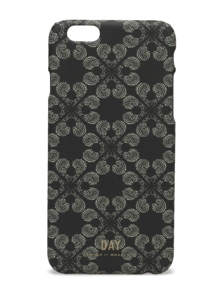 DAY - Day IP Mono 6 Keep you IPhone safe with this stylish and elegant sleeve from DAY. The Sleeve is crafted in DAY's signature print and fits an Iphone6.  iPhone case Logo detail Elegant and feminine Exquisite patterning Sophisticated