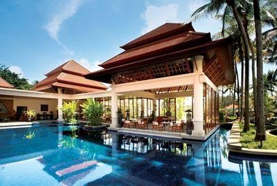 Vacanta #Phuket - Banyan Tree Resort 6*